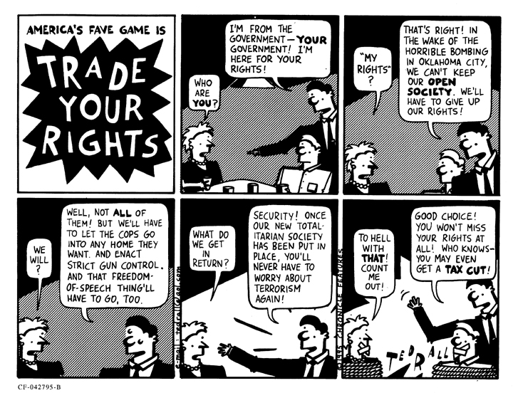 Trade Your Rights