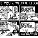 Are You a Welfare Leech?