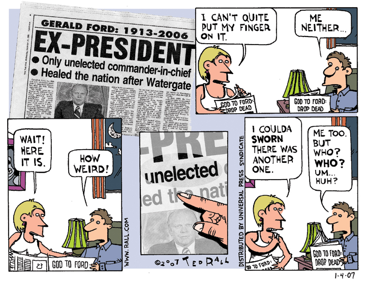 The Other Unelected President