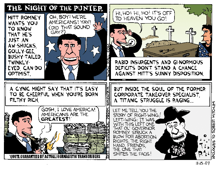 The Night of the Punter