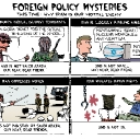 Foreign Policy Mysteries Revealed!