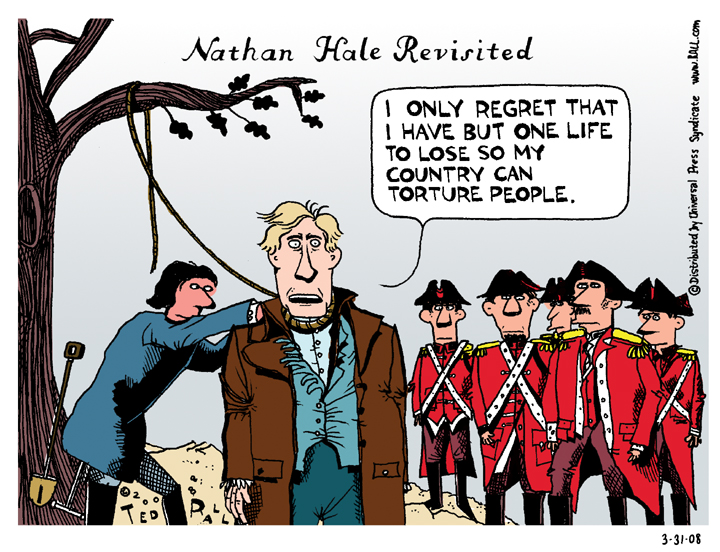Nathan Hale Revisited