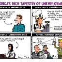 America's Rich Tapestry of Unemployment